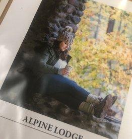 Alpine Lodge Pattern