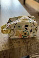 Joy In The Stitches Boxy Zipper Bag-Yellow Lion