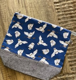 Zipper Bag: Harry Potter Hedwig