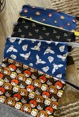 Zipper Bag: Harry Potter Hedwig