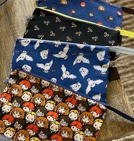 Zipper Bag: Harry Potter Faces