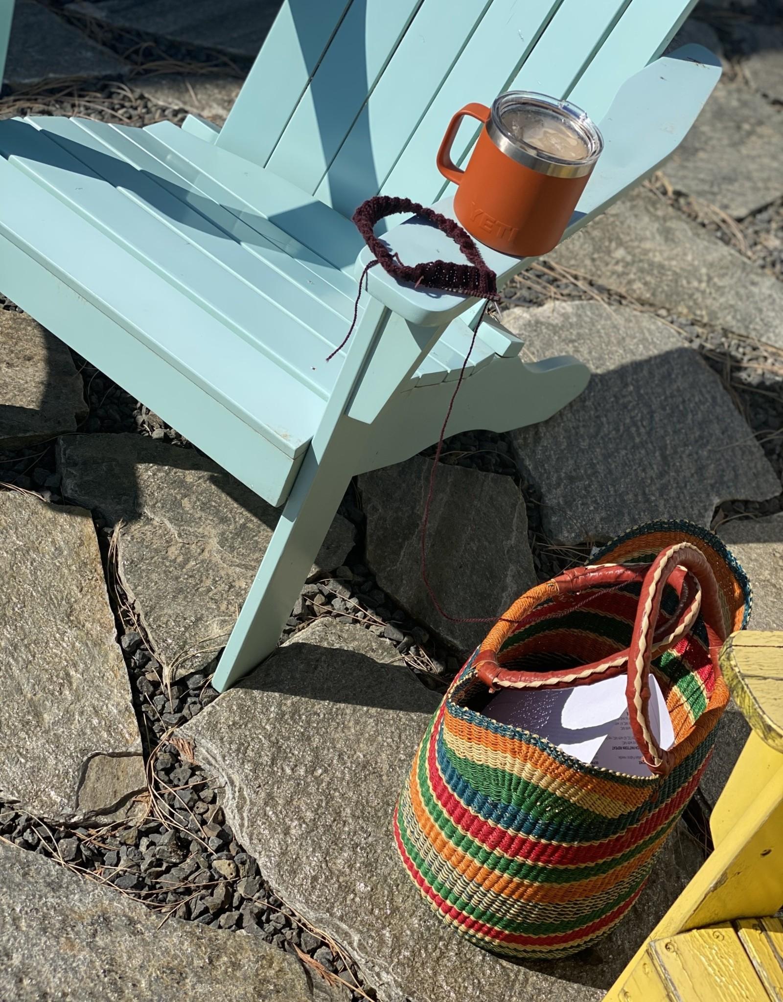 Social (Distance) Knitting