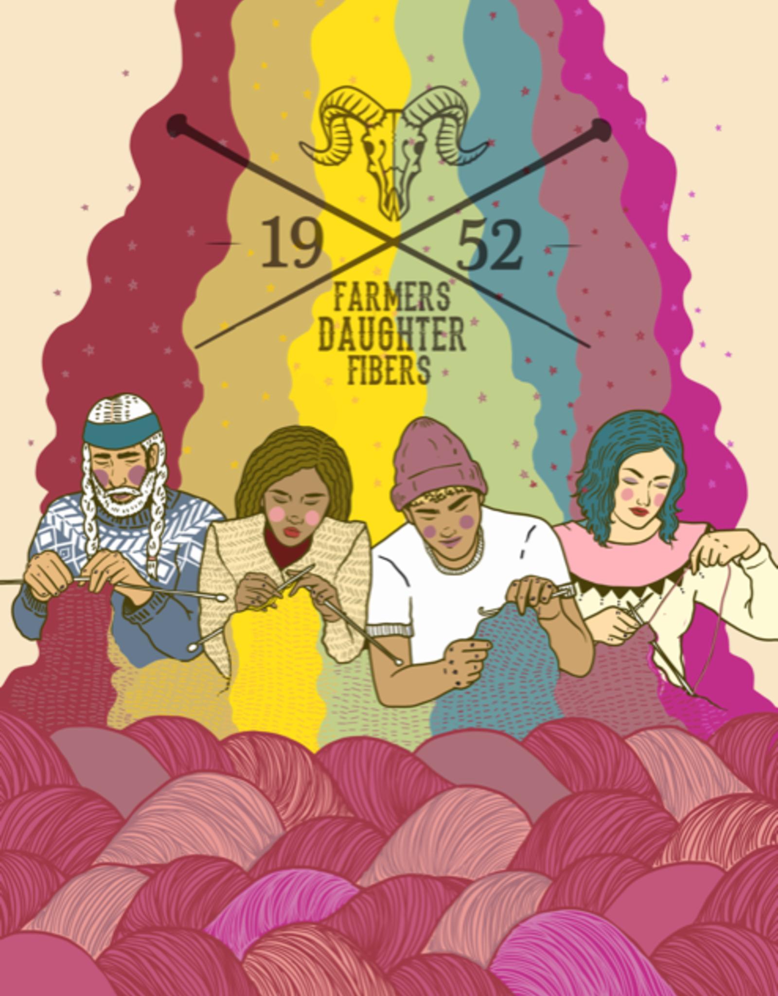 The Farmer's Daughter Fibers Summer LYS KCaL 2020