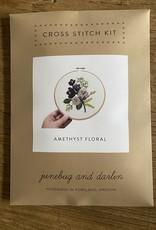 Junebug and Darlin Amethyst Floral Kit