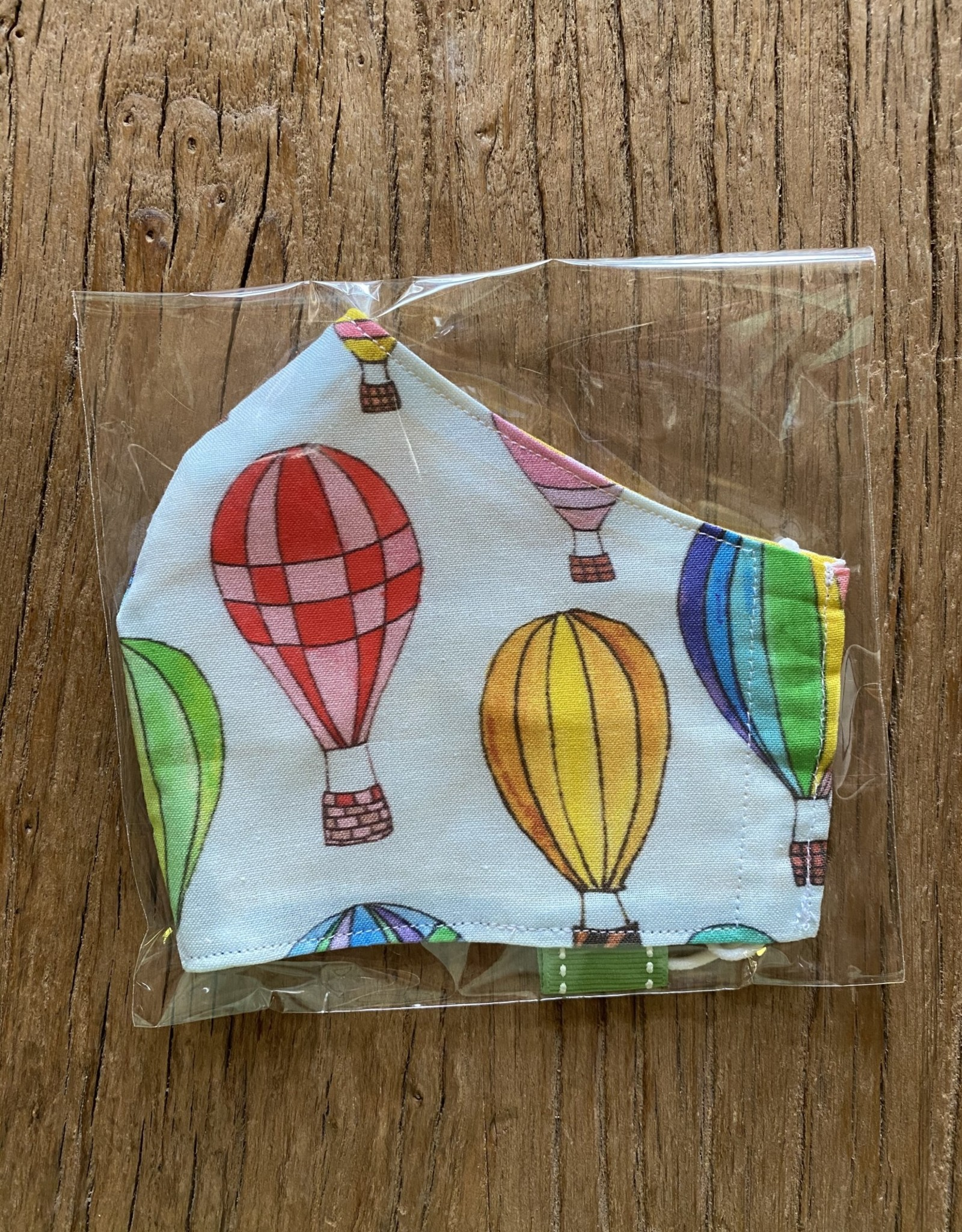 S Rose Rose Mask - Adult Hot Air Balloons