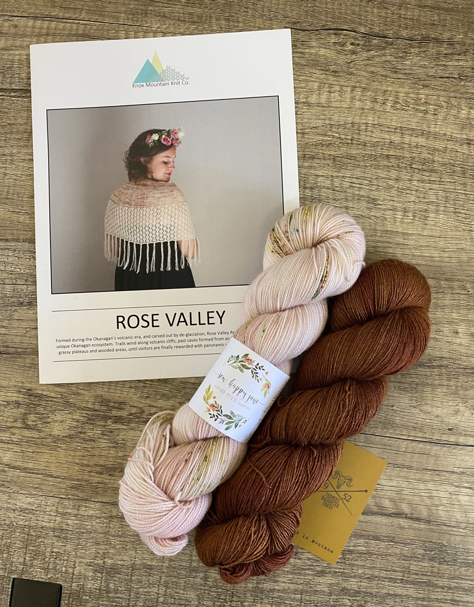 Purl2 Rose Valley Kit