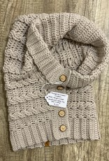 Kalurah Hudson Through The Woods Crochet snood *Finished*
