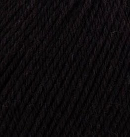 Universal Yarn Deluxe Worsted Superwash 735 Ebony