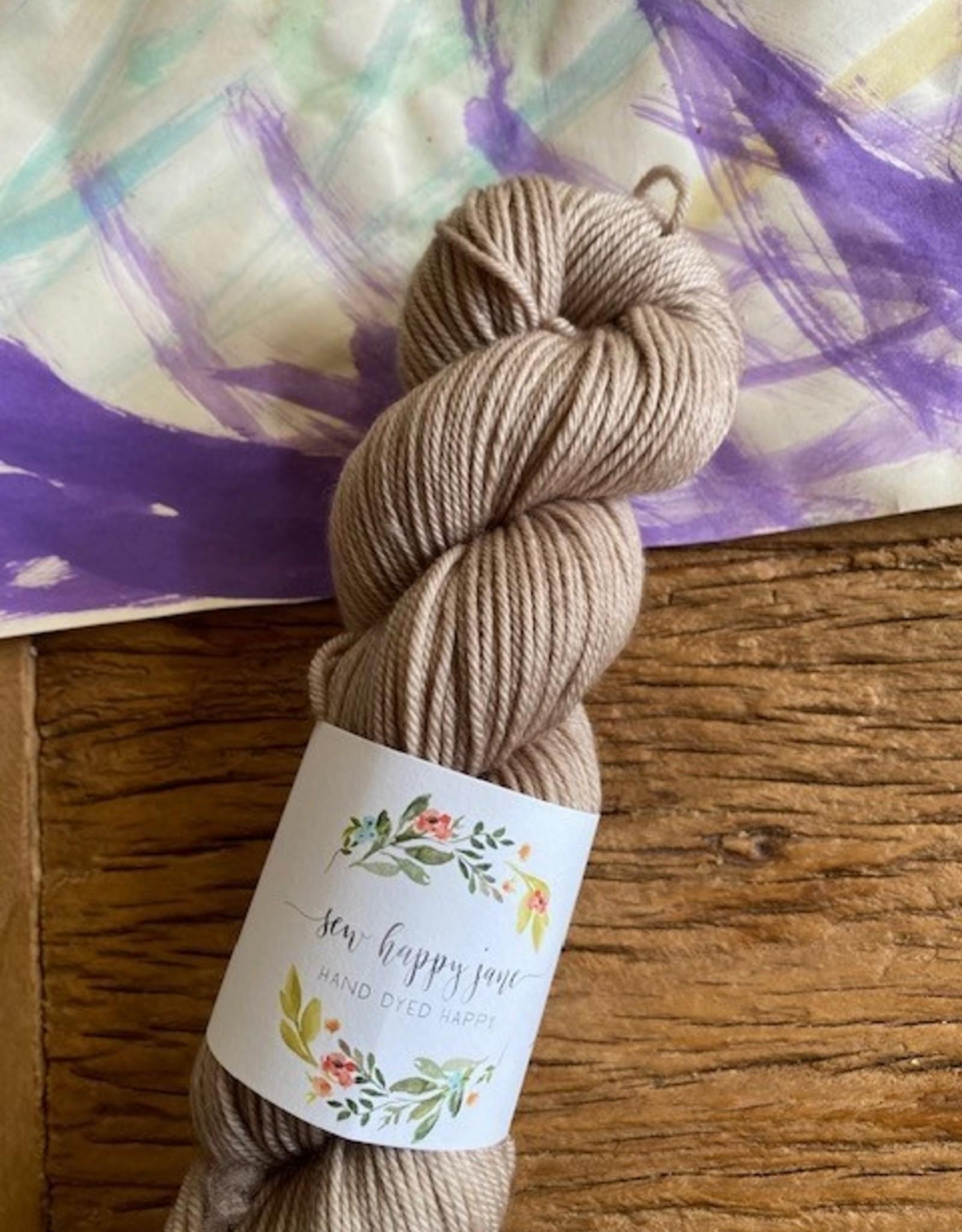 Sew Happy Jane Delightful DK Linen