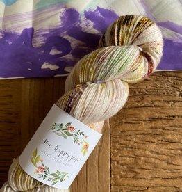 Sew Happy Jane Bouncy Fingering Pistachio Cream