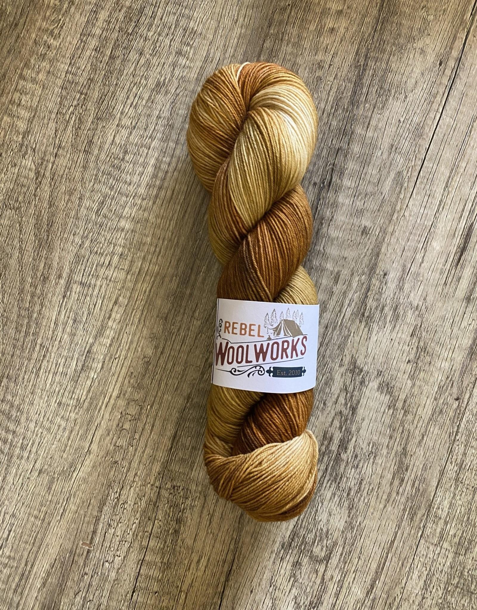 Rebel Woolworks Rebel Sock Chai