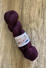 Rebel Woolworks Rebel Sock Chocolate Plum