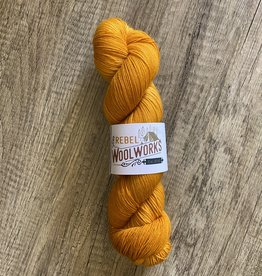 Rebel Woolworks Rebel Sock Mustard