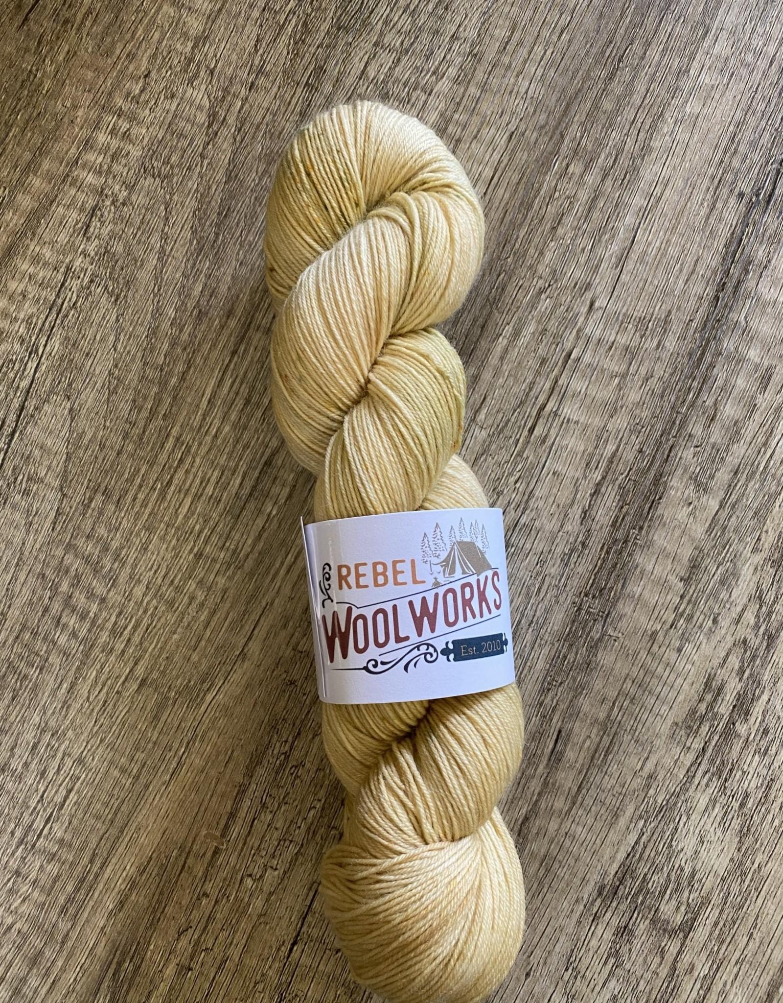 Rebel Woolworks Rebel Sock Winter Fields