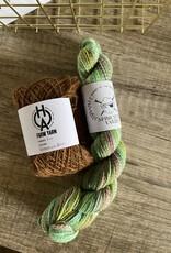 Old Homestead Alpacas Assookinakii/Star Rise Cowl Kit 8