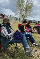 Sit and Knit: Knit In Public Day