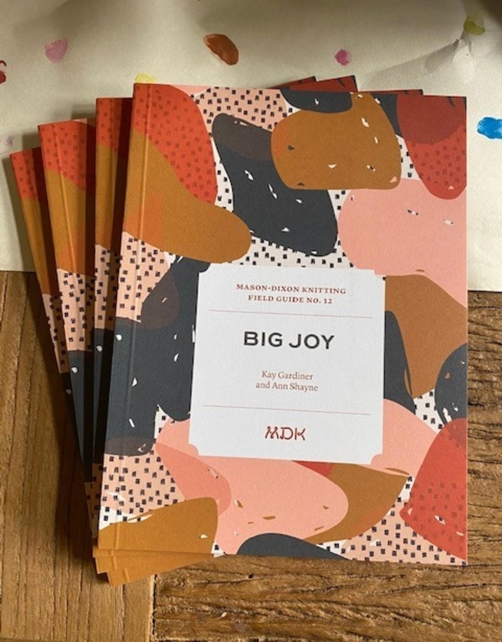 Modern Daily Knitting Field Guide No. 12 Big Joy