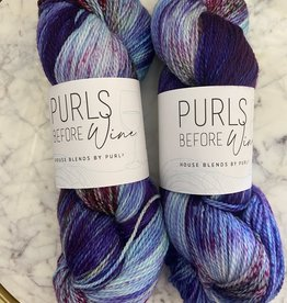 Purls Before Wine Classico The Violet Femmes