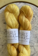 Purls Before Wine Eiswein Princess Buttercup