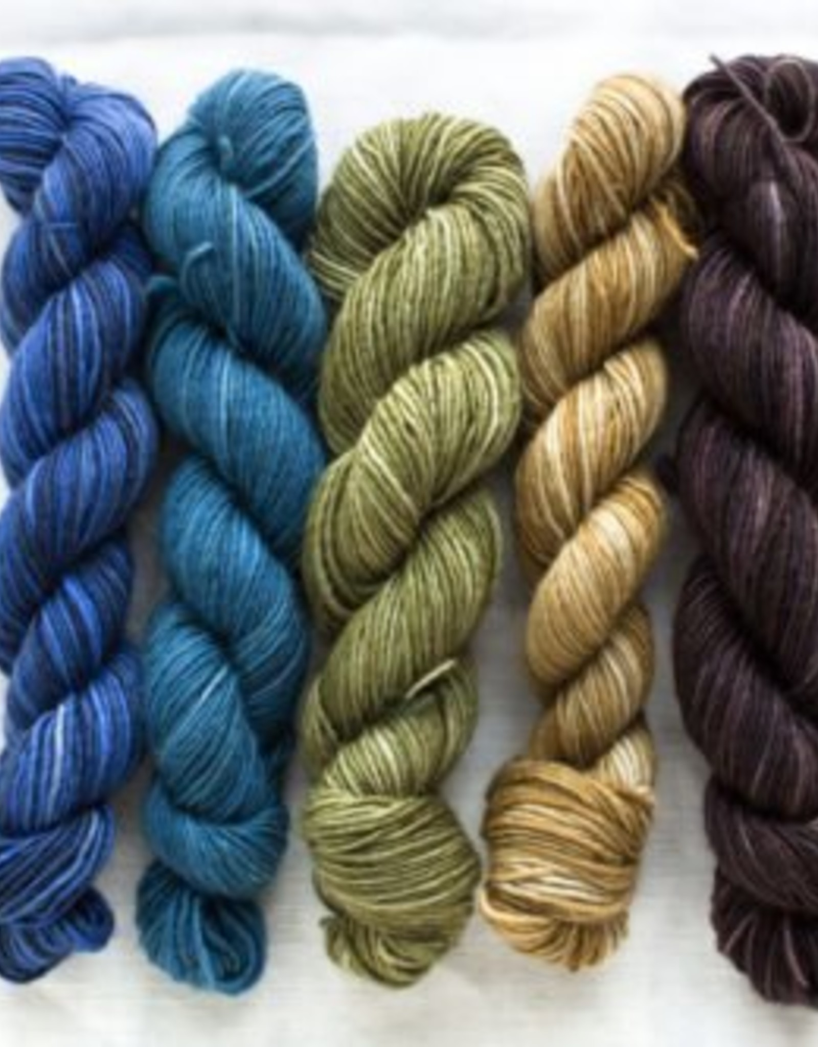Manos del Uruguay Fino Mini Skein Kit
