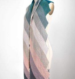 Manos del Uruguay Silk Blend Amaranto Scarf Kit