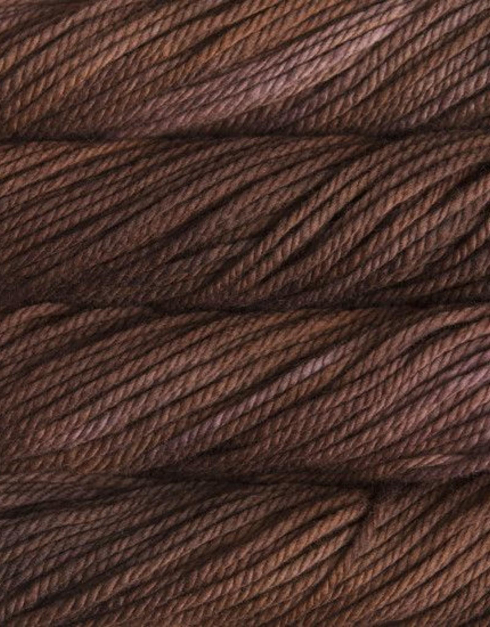 Malabrigo Chunky Marron Oscuro (CH181)