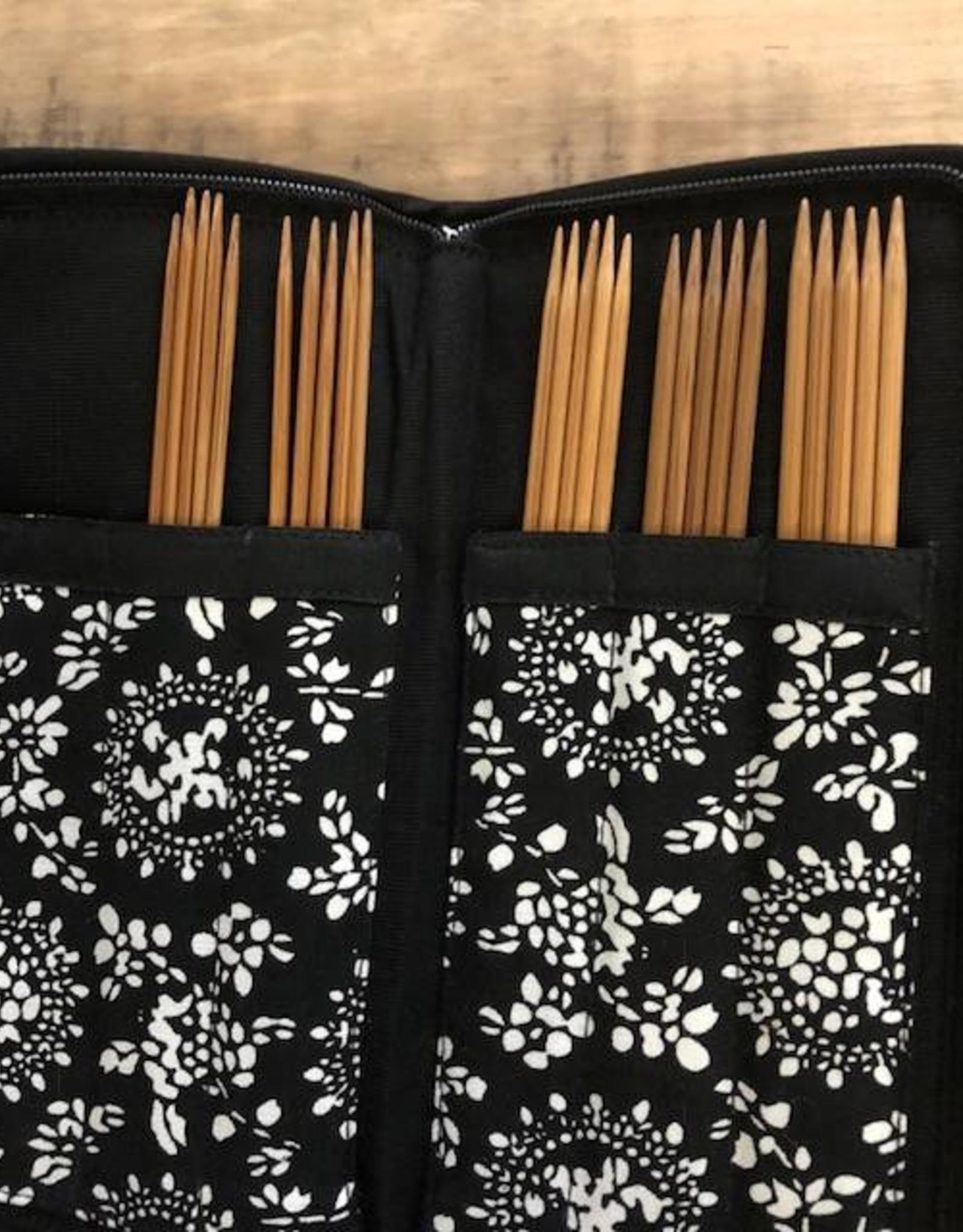"ChiaoGoo Bamboo 6"" DPN sock set (1-3)"