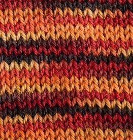 SweetGeorgia Yarns Tough Love Sock Phoenix Rising