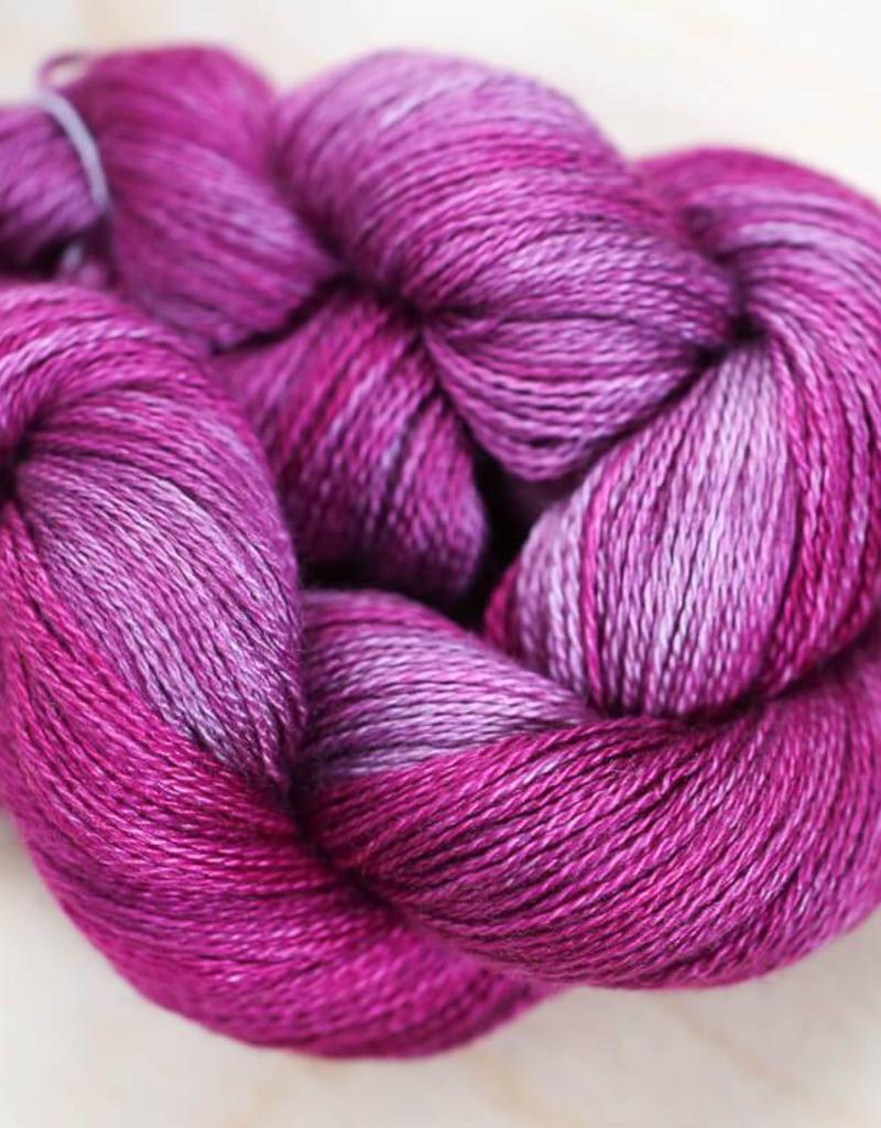SweetGeorgia Yarns CashSilk Lace Amethyst
