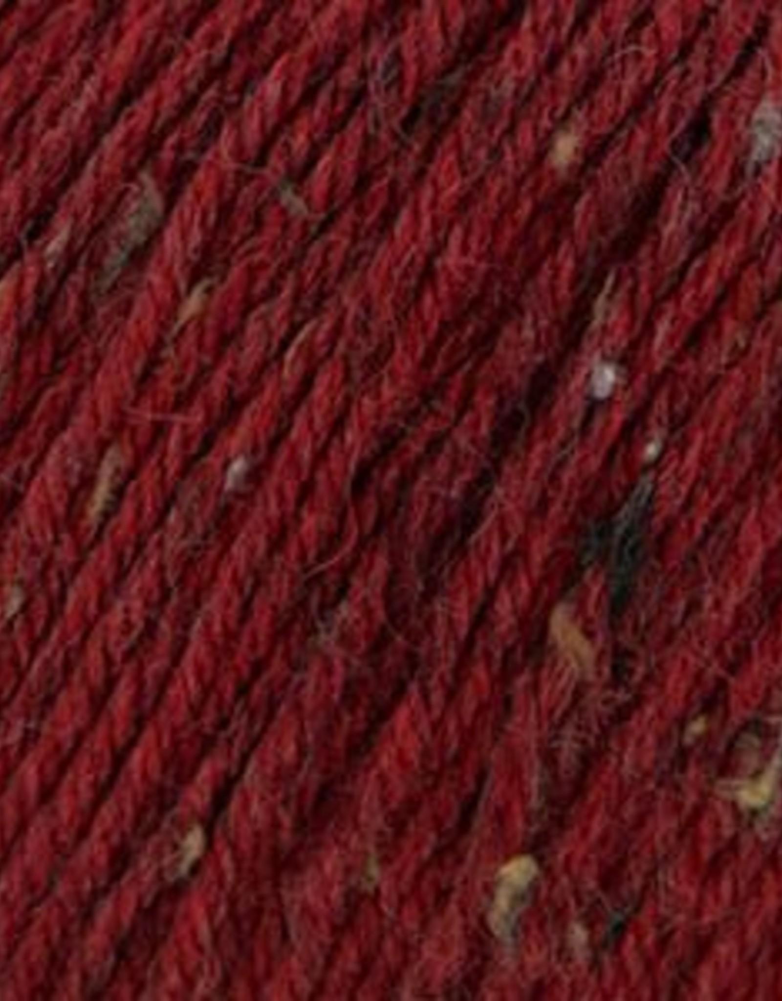 Universal Yarn Deluxe Worsted Tweed Superwash 901 Garnet