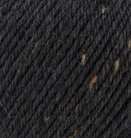 Universal Yarn Deluxe Worsted Tweed Superwash 912 Ebony