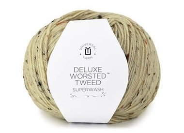 Deluxe Worsted Tweed Superwash