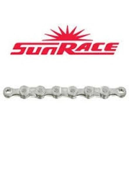 SUNRACE CHAIN SUNRACE 1/2x3/32 CNM84 8s 116L GY
