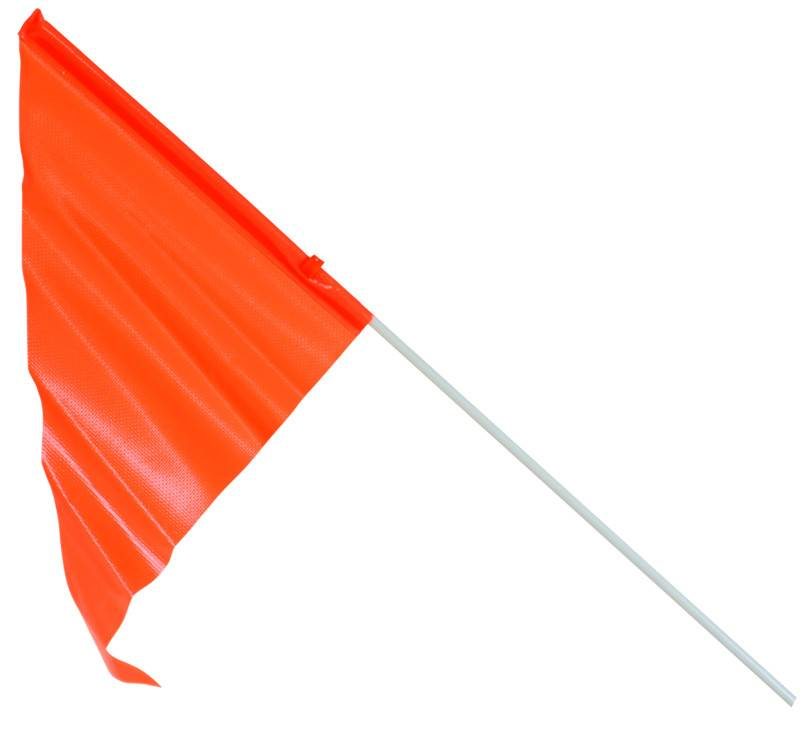 SUNLITE SAFETY FLAGS 1pc SUNLT 59in ECONO