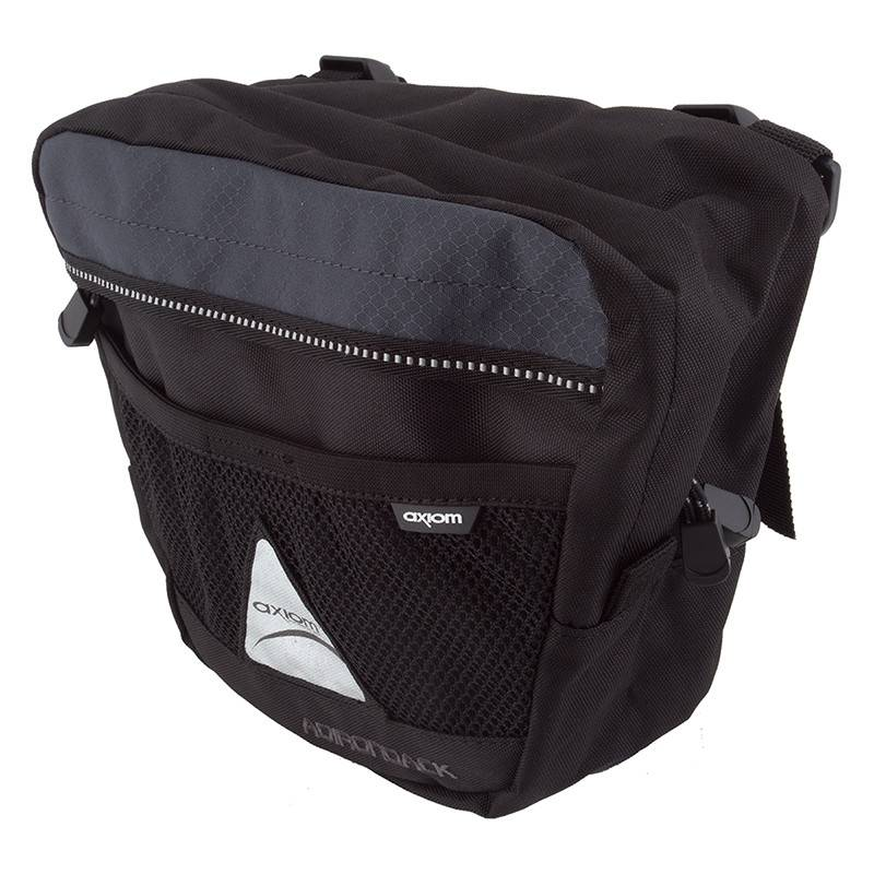 AXIOM BAG AXIOM HBAR ADIRONDACK 4.5 GY/BK