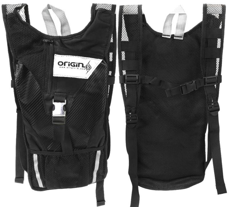ORIGIN8 BAG OR8 HYDRATION PRO BK/GY w/2.5L BLADR