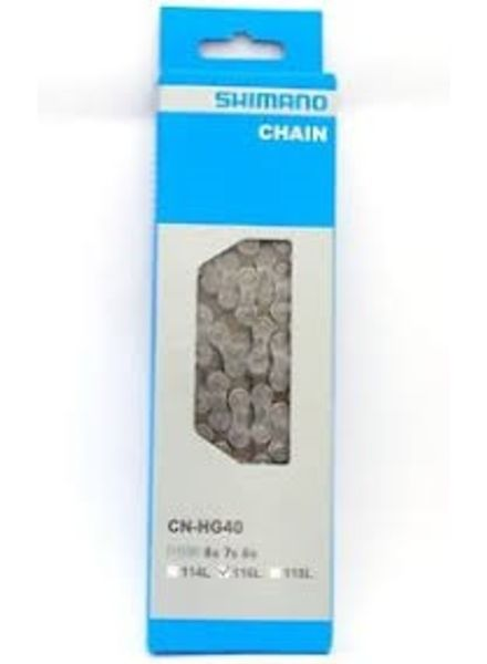 Shimano BICYCLE CHAIN CN-HG40 116LINKS
