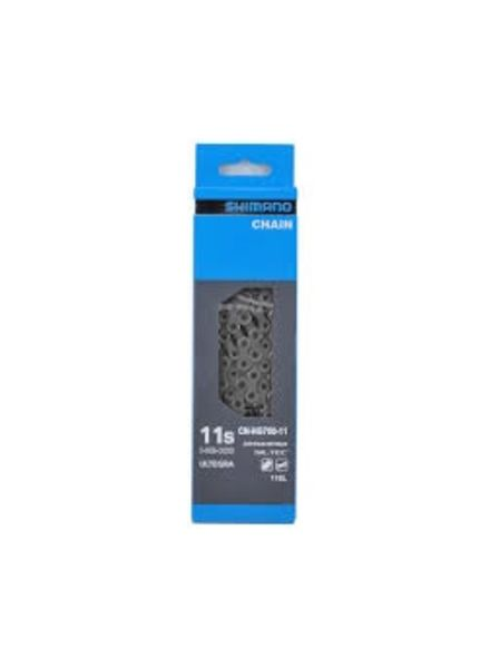Shimano BICYCLE CHAIN,CN-HG700-11, 11-SPD(ROAD/MTB) ULTEGRA & XT