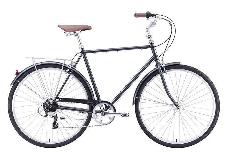 SUN BICYCLES BIKE SUN FRITZ CRMO M19 8S GRY