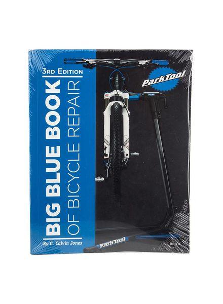 PARK BOOK PARK BIG BLUE BOOK BIKE REPAIR3rdED