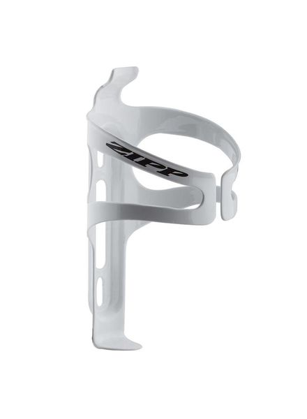 ZIPP BOTTLE CAGE ZIP CARBON WHT