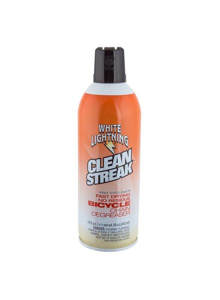 WHITE LIGHTNING CLEANER W-L CLEAN STREAK 14oz 6/cs