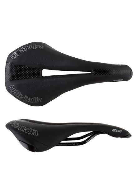 SELLE ITALIA SADDLE S/I NOVUS FLOW TM BK