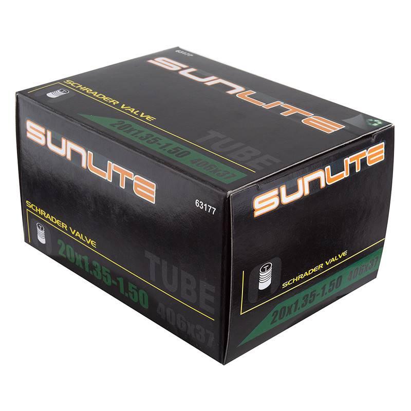 SUNLITE TUBES SUNLT 20x1.35-1.50 (406x37) SV