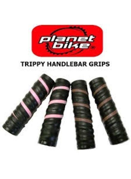 PLANET BIKE Planet Bike Trippy Grips