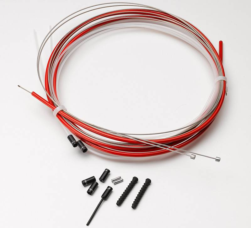 SRAM CABLE GEAR SRAM KIT SLICKWIRE F+R RD RD/