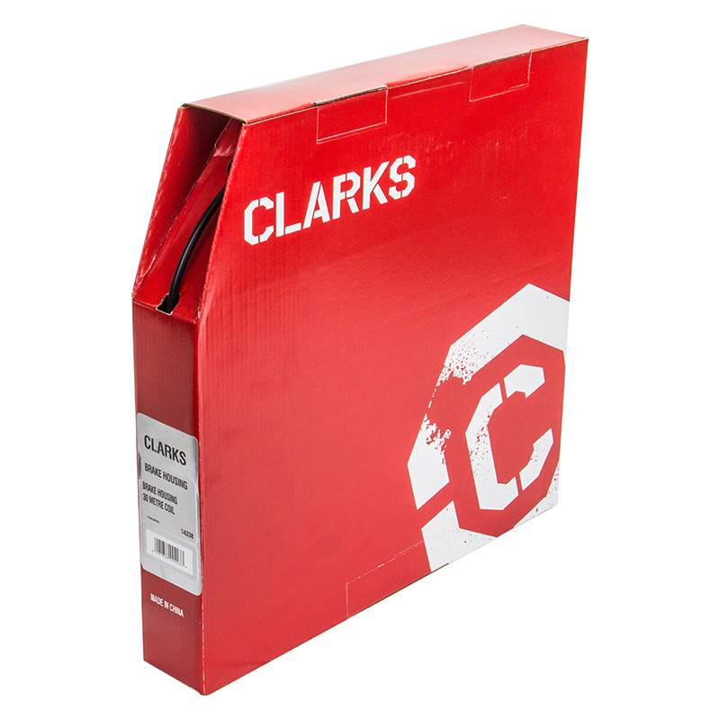 CLARKS CABLE HOUSING CLK 5mmx30m-BOX BRAKE BLK