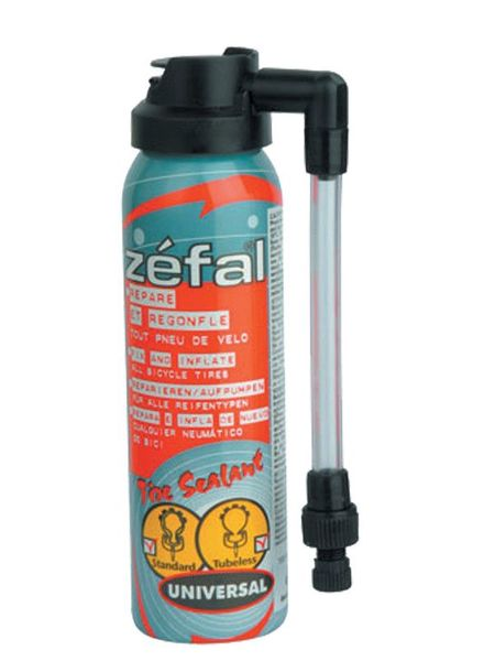 ZEFAL TIRE SEALER ZEFAL 3.4oz NO BRACKET