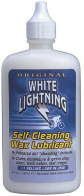 WHITE LIGHTNING LUBE W-L CLEAN RIDE WAX 4oz