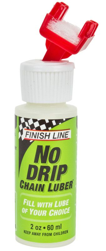 Finish Line LUBE F-L NO DRIP CHAIN LUBER BOTTLE ONLY
